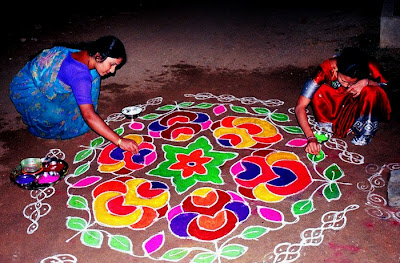 Colors Of India - Rangoli (23) 3