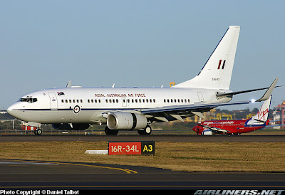 Australia's Prime Minister aircraft (3)  2