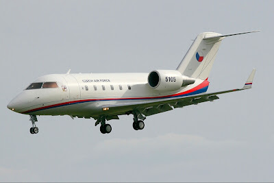 Air transportation for the President of the Czech Republic (4) 2