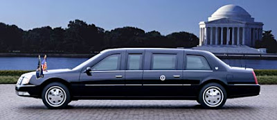 Official State Car of The President of the United States