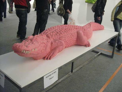 Bubblegum Sculptures  (6) 6