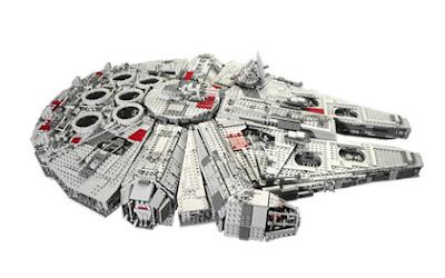 Lego Starwars Millennium Falcon (3) 1