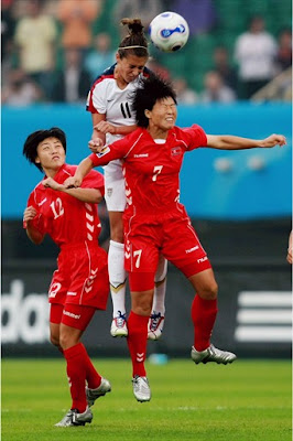North Korea women's national football team 2