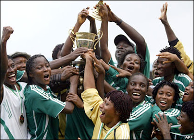 Nigeria women's national football team