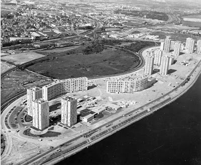 images of housing projects during their construction 2