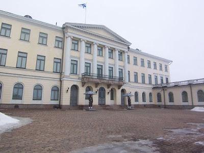 Presidential Palace, Helsinki in Finland (6) 1