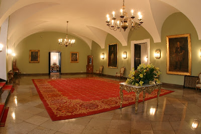 Presidential Palace, Warsaw in Poland (6) 6