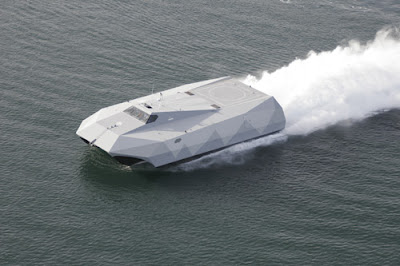 M80 Stiletto Stealth ship (5) 3