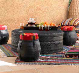 Creative and Cool Ways To Reuse Old Tires (20) 3