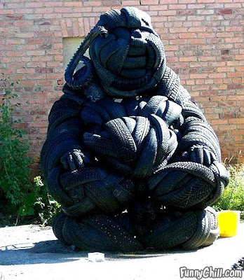 Creative and Cool Ways To Reuse Old Tires (20) 18