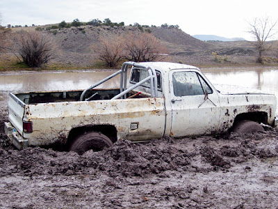 Vehicles in mud (11) 4