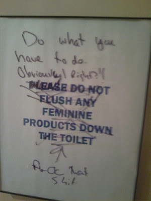 Funny Toilet Writings (15) 6