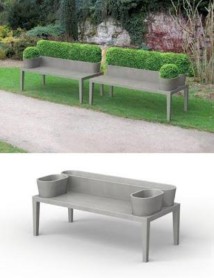 Gardening bench