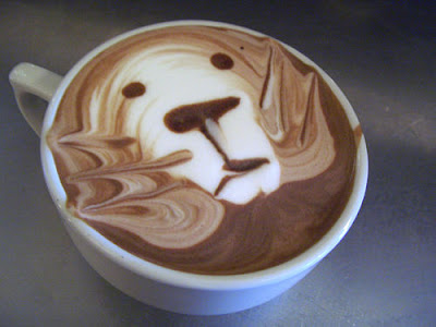 Coffee Art (21) 5