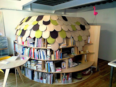 Creative and Stylish Bookshelf Designs (21) 11