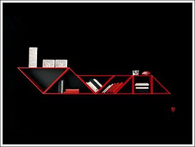 Creative and Stylish Bookshelf Designs (21) 20