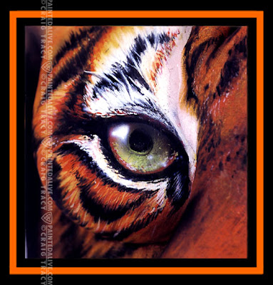 Amazing Body Painting Art (12) 7