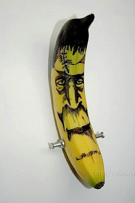 Banana art