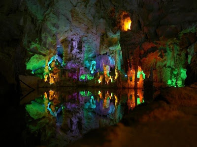 Amazing caves