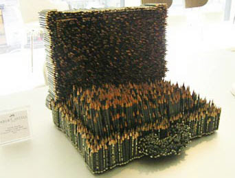 Cool and Creative Pencil Furniture (9) 6