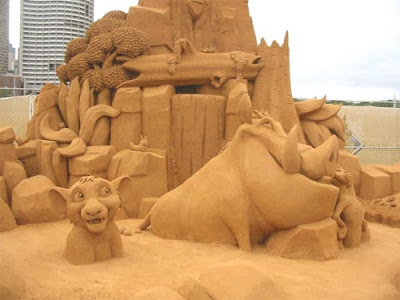 Amazing Sand Sculptures (11) 1