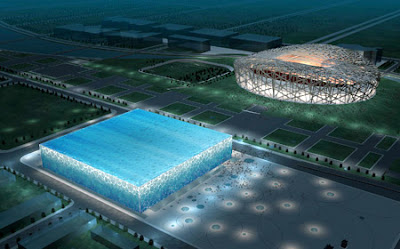 National Aquatics Centre, Beijing 14