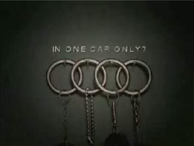 Awesome Audi Commercial. 1