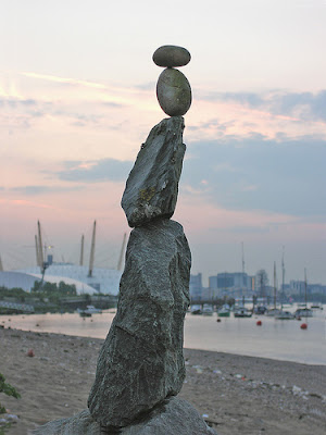 Rock Balancing 13