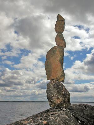 Rock Balancing 5