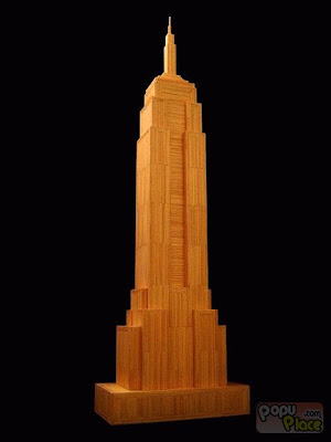 Art with Toothpicks 19
