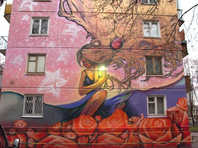 Painting on Buildings 2