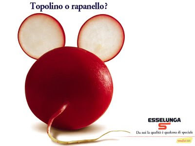 Creative Ads With Fruits & Vegetables 2