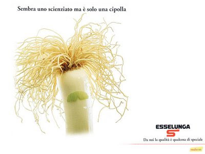 Creative Ads With Fruits & Vegetables 3