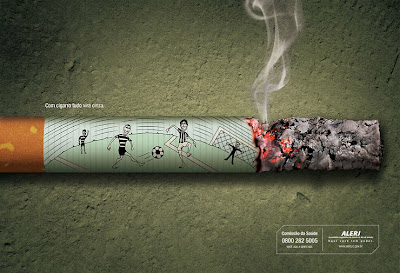 16 Creative Anti-Smoking Advertisements (16) 3