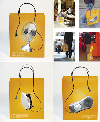 20 Smart Shopping Bag Designs (20) 5