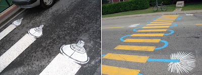 30 Cool and Creative Crosswalk Designs (27) 16