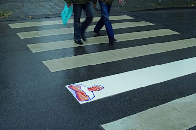 30 Cool and Creative Crosswalk Designs (27) 12