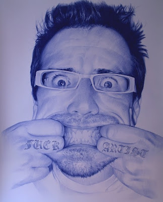 Coolest Ballpoint Pen Art (8) 2