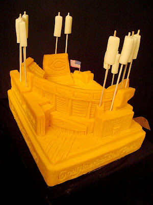 11 Creative Cheese Sculptures (11) 2