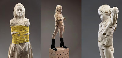 Impressive Wood Sculptures by Gehard Demetz (9) 8