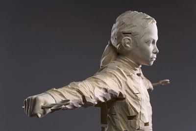 Impressive Wood Sculptures by Gehard Demetz (9) 5