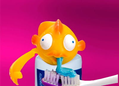 Creative and Unusual Toothpaste Heads (4) 2