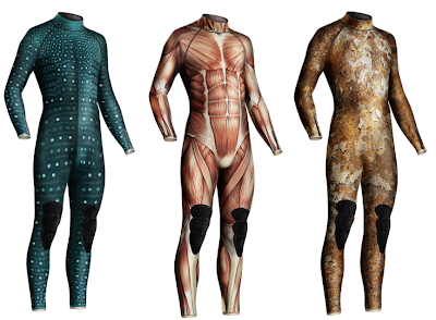 Creative and Cool Wetsuit Designs (6) 3