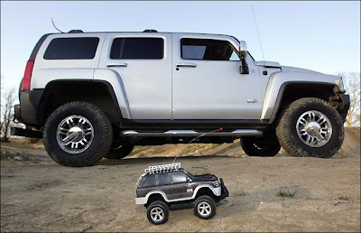 Remote Control Hummer (4) 1