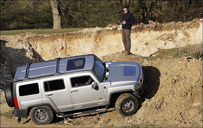 Remote Control Hummer (4) 2