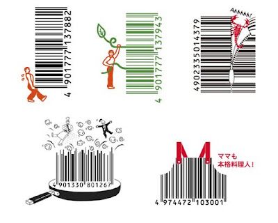 Creativity With Barcode (6) 5