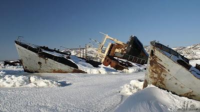Frozen Ships (12) 2
