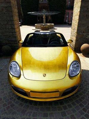 The Gold Porsche (8) 3