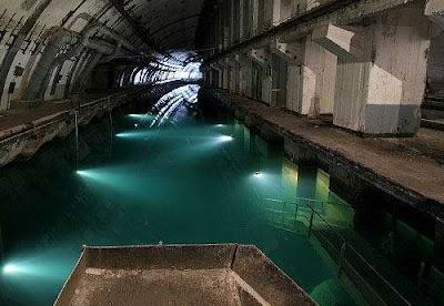 Soviet Underground Submarine Station (20) 17