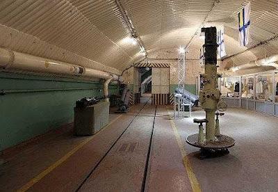Soviet Underground Submarine Station (20) 10